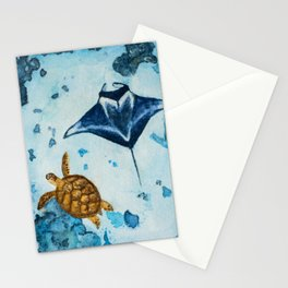 Anchor Bommie Stationery Cards