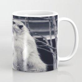 The Observent Meerkat Coffee Mug