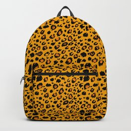 Cheetah skin pattern design Backpack