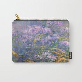 John Henry Twachtman Meadow Flowers Carry-All Pouch