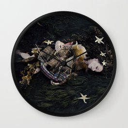 l'Enchanteresse Wall Clock