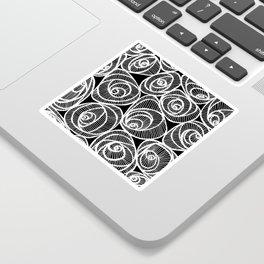 Midnight Roses Sticker