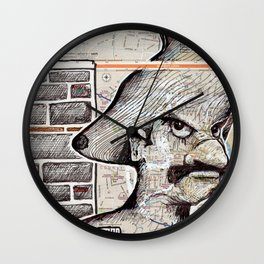 St. Louis, Missouri Wall Clock