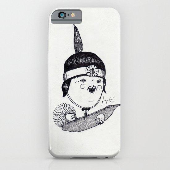Apache Kid iPhone & iPod Case