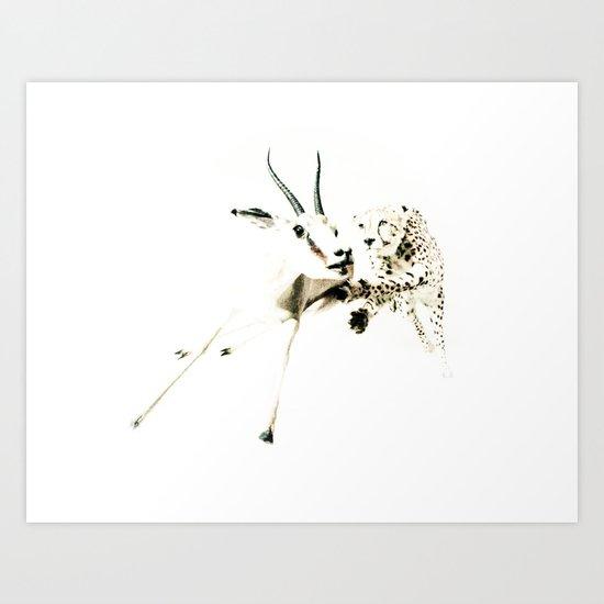 animal#02 Art Print