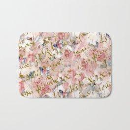 Beginnings & Butterflies Bath Mat