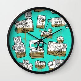 My Lover Wall Clock