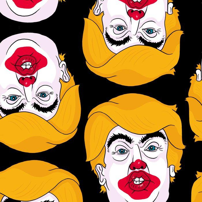 McDonald Trump Leggings