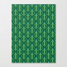 Forest Guardians Pattern Canvas Print