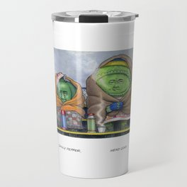 Chilly Pepper & Head Cold Travel Mug