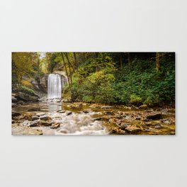 Pisgah Beauty Canvas Print