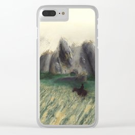 Relic Clear iPhone Case