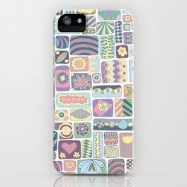 Pastel Pop iPhone Case