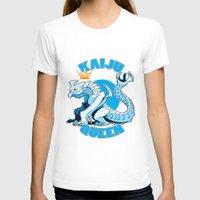 kaiju T-shirts featuring kaiju queen by Amanda Lien