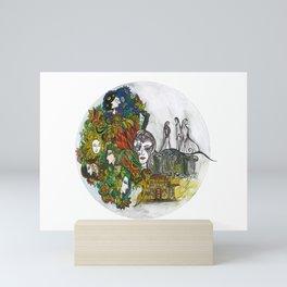 Dreamland Mini Art Print