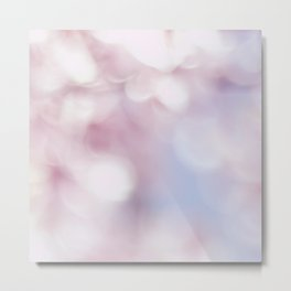 Blossom bokeh Metal Print