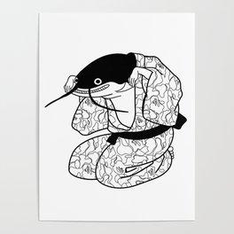 Namazu-e the Hypefish Poster