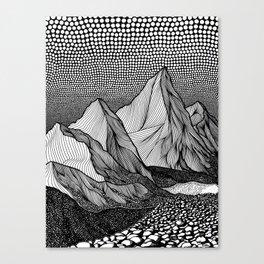 Closer Canvas Print