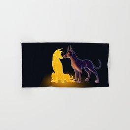 The Sun and the Moon Hand & Bath Towel