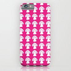 mushroom pink Slim Case iPhone 6s