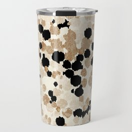 Pattern Dots Travel Mug