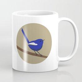 White-winged Fairy-wren Coffee Mug