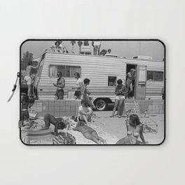 Vintage Camper Beach Laptop Sleeve