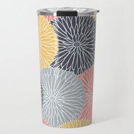 Flower Infusion Travel Mug