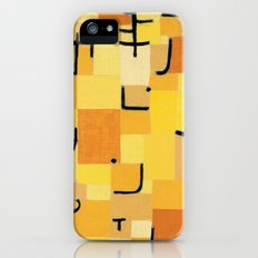Paul Klee - Signs In Yellow Slim Case iPhone (5, 5s)