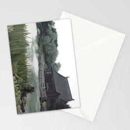 Botanical Lake Stationery Cards