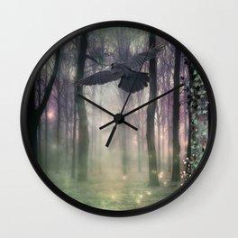 Gothic Dreamland Wall Clock
