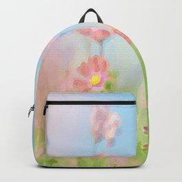 Cosmos bipinnatus Flowers Backpack