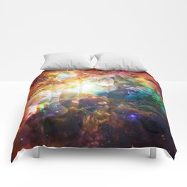 The Cat Galaxy Comforters
