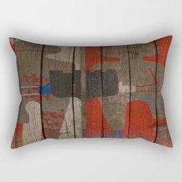 Art street, Napoli 2 Rectangular Pillow