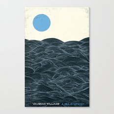 A Sea Symphony - Vaughan Williams Canvas Print
