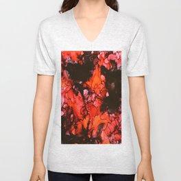 Vesuvius Unisex V-Neck
