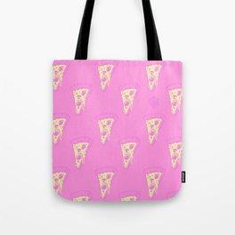 Zombie Pizza Tote Bag