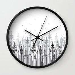 White field Wall Clock