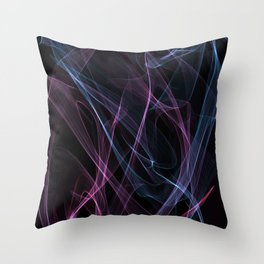 Summer lines 20 Throw Pillow
