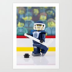 Hockey Night in Canada Art Print