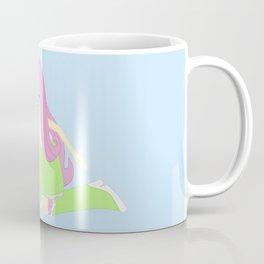 Futtershy Cartoon Coffee Mug