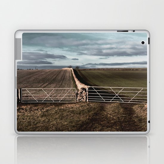 ways to make it through the wall... Laptop & iPad Skin