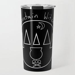 Mountain Witch Travel Mug