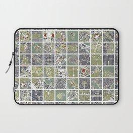 20 cities 20 Laptop Sleeve