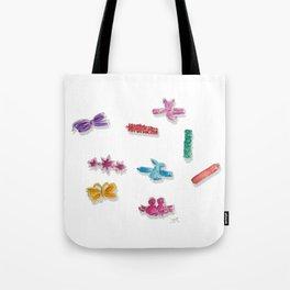 Goody Barettes Tote Bag
