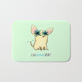 Chiwowza! Bath Mat