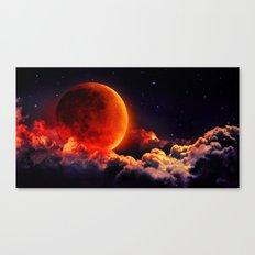 Moon XVI Canvas Print