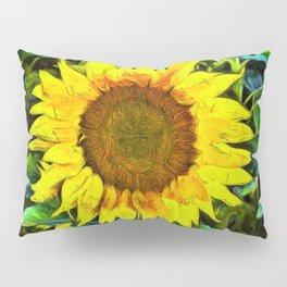 The Sunflower Pillow Sham