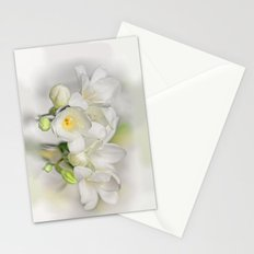 Couple of Freesias... Stationery Cards