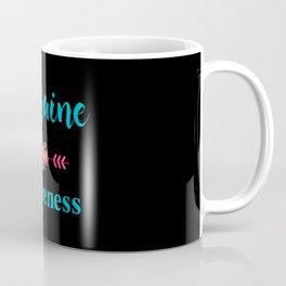 Migraine Headache Pain Awareness Coffee Mug
